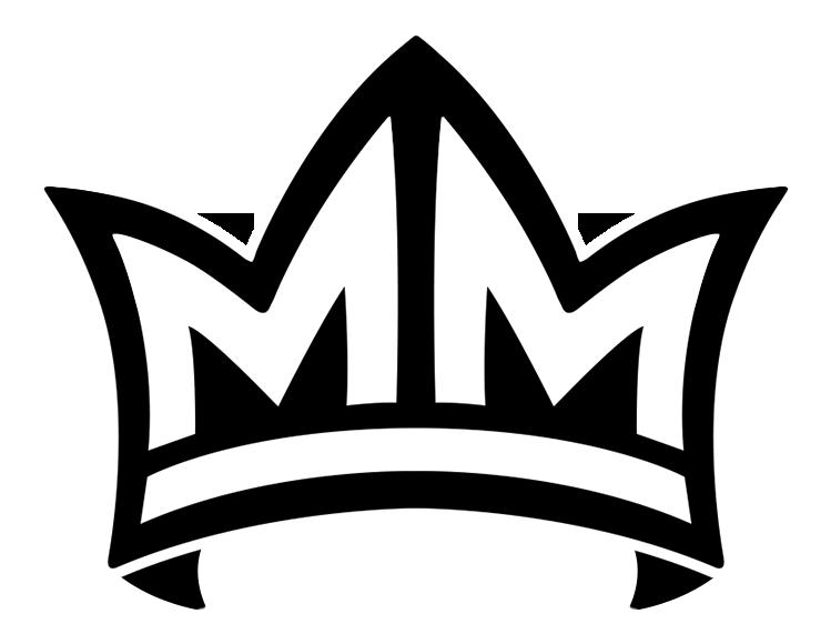 Mikko & Minni logo - kruunu